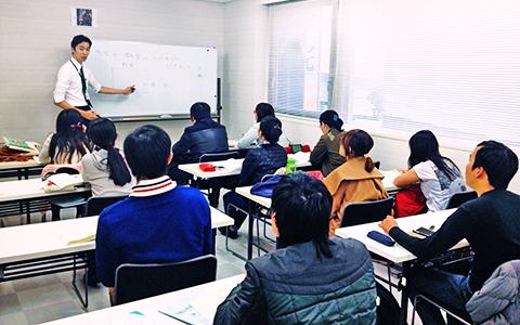 授業風景①