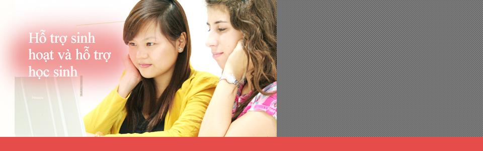 Hỗ trợ sinh hoạt và hỗ trợ học sinh